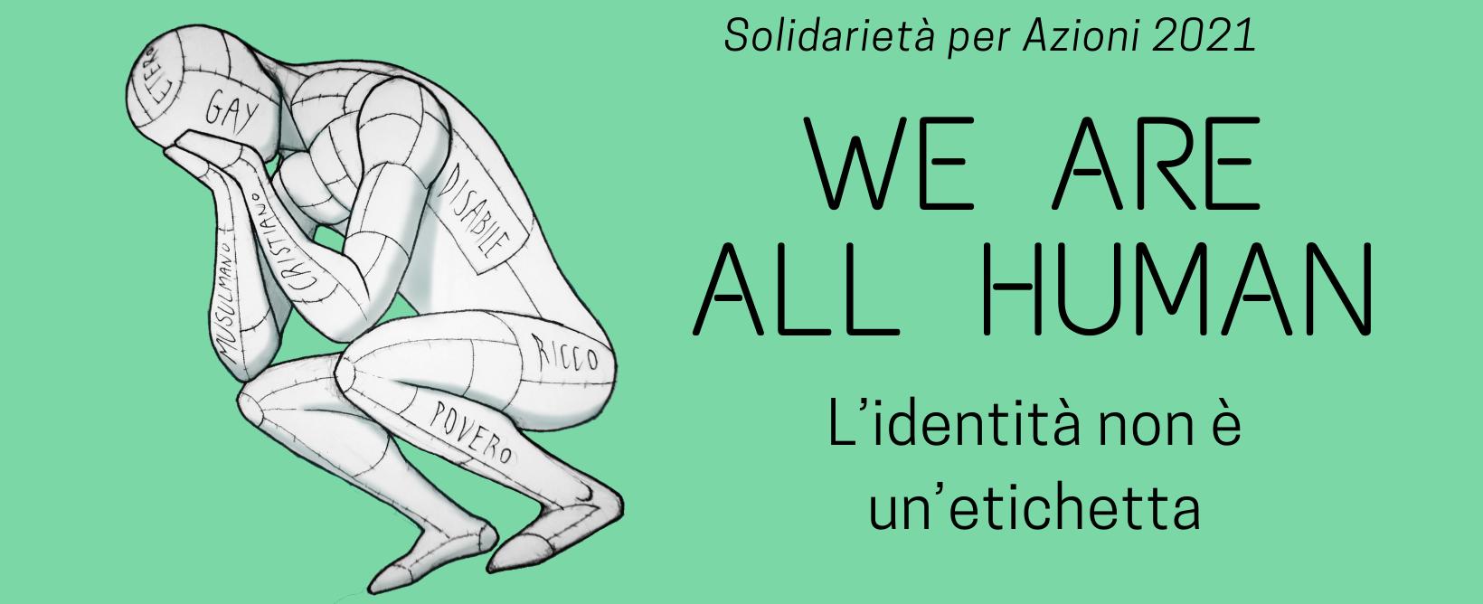 copertina corso di formazione solidarietà per azioni 2021