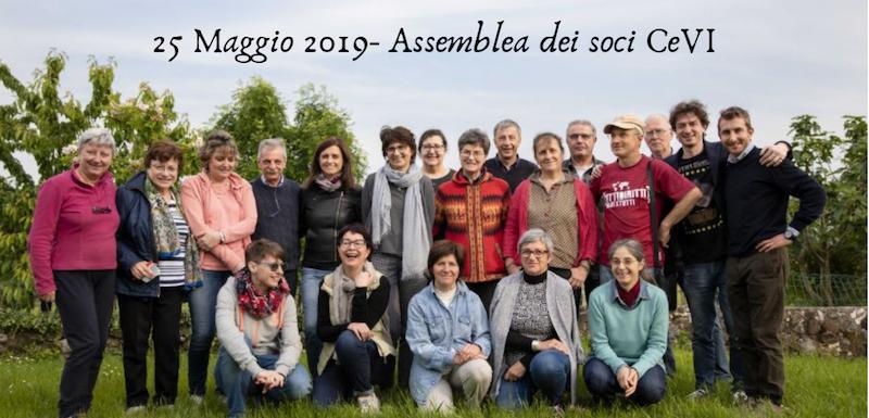 assemblea soci CeVI 2019