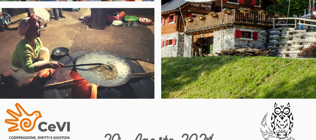 Evento del 29 agosto al rifugio Zacchi